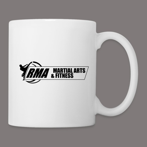 RMA-full-logo-Front-1clr- - Coffee/Tea Mug