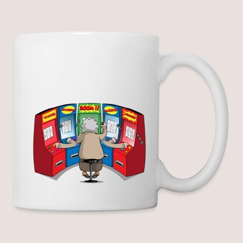 THE GAMBLIN' GRANNY - Coffee/Tea Mug