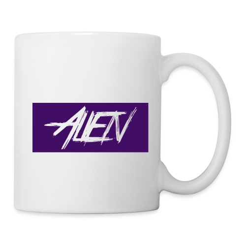 Alien-word-logo - Coffee/Tea Mug