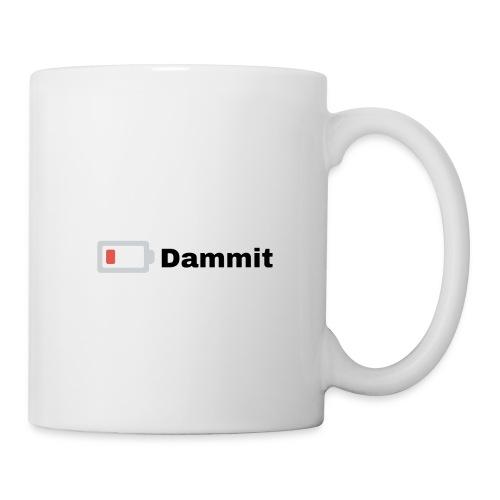 Low Battery Phone Case - Coffee/Tea Mug