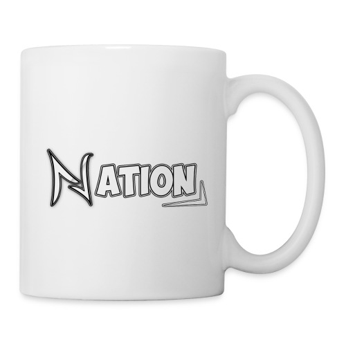 Nation Logo Design - Coffee/Tea Mug