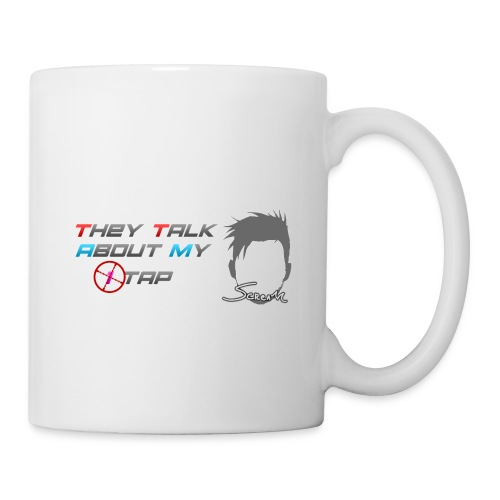 ScreaM - They Talk About My 1Tap - Coffee/Tea Mug