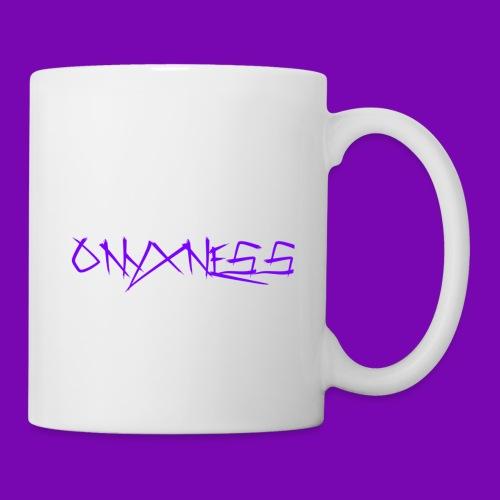 OnyxNess (Purple) - Coffee/Tea Mug