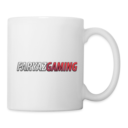 FaryazGaming Text - Coffee/Tea Mug
