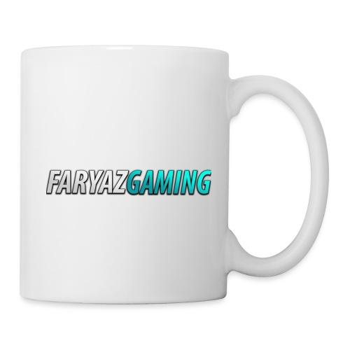 FaryazGaming Theme Text - Coffee/Tea Mug