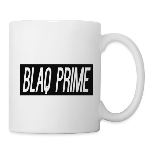 Blaq Prime Box Logo - Coffee/Tea Mug