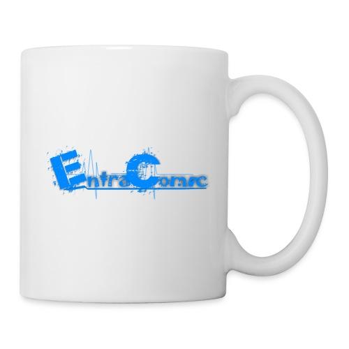 Entracomic Logo For Fans - Coffee/Tea Mug