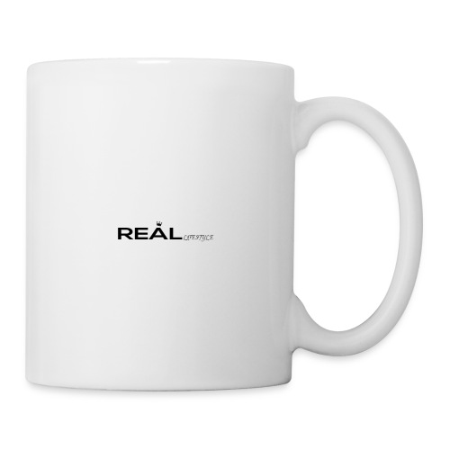 Logo Black - Coffee/Tea Mug
