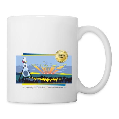 Bentley Blockade - Coffee/Tea Mug