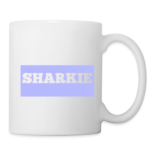 CUSTOM SHARKIE MERCH - Coffee/Tea Mug