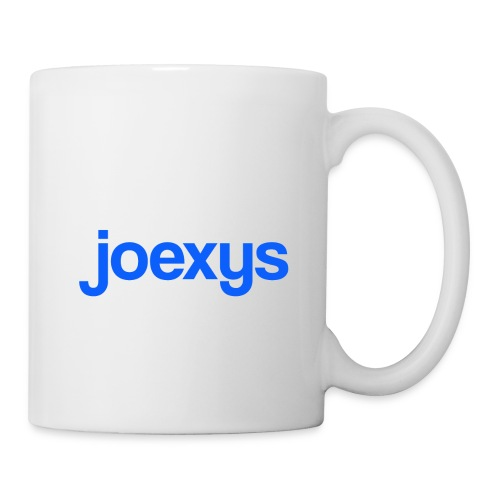joexys_blue - Coffee/Tea Mug