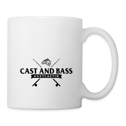 Cast and Bass - Coffee/Tea Mug