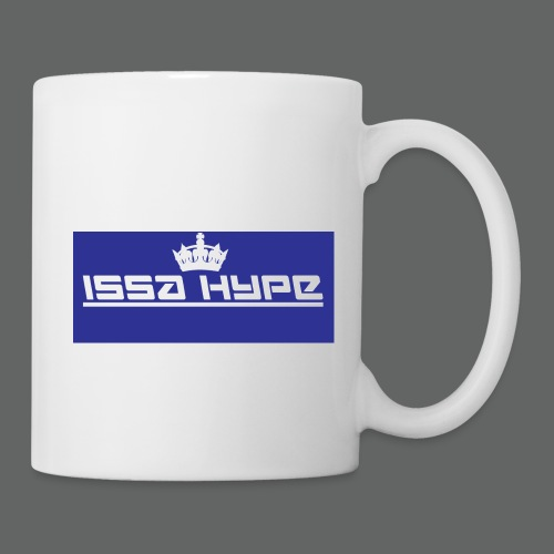 issahype_blue - Coffee/Tea Mug