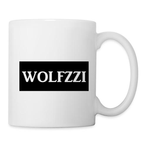 wolfzzishirtlogo - Coffee/Tea Mug