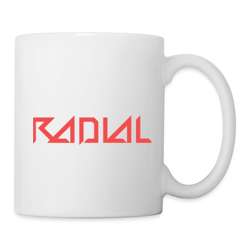 Radial_Shirt_Logo2 - Coffee/Tea Mug
