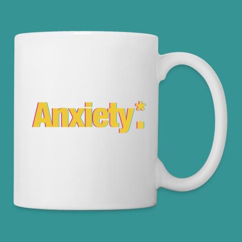 Anxiety* - Coffee/Tea Mug