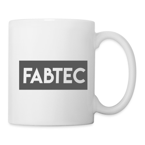 NEW FABTEC SHIRT - Coffee/Tea Mug