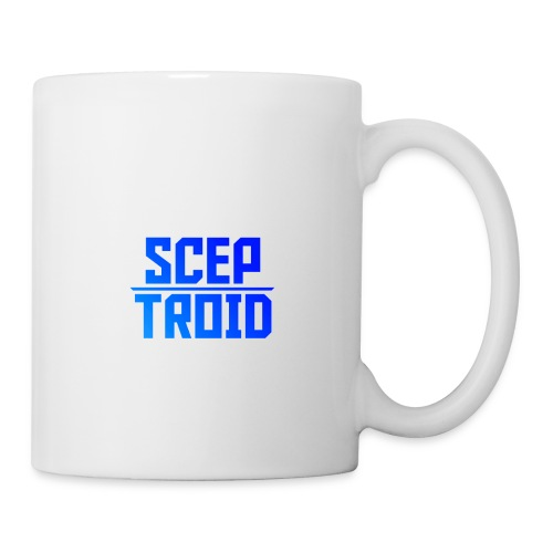 ScepTroid T-shirt! - Coffee/Tea Mug
