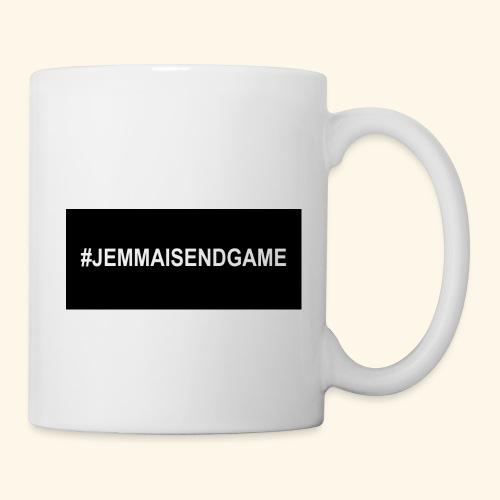 #JEMMAISENDGAME CASE - Coffee/Tea Mug