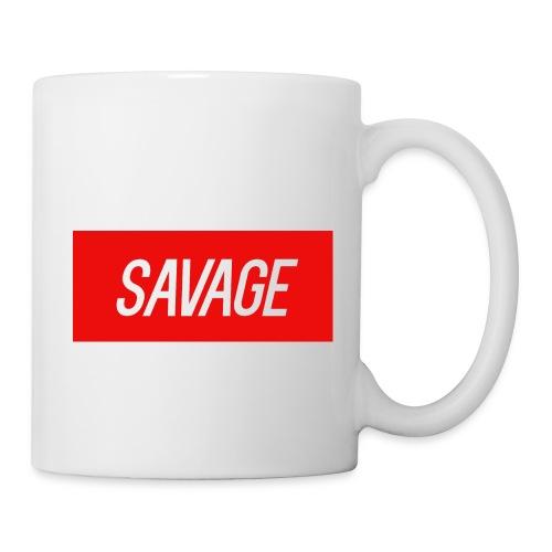 savage.pnggggggggggggg - Coffee/Tea Mug