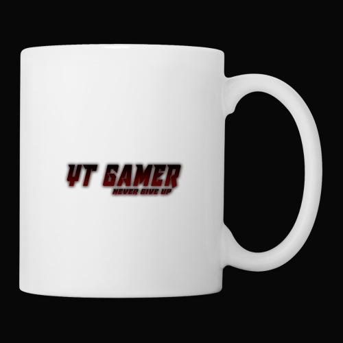 never give - Coffee/Tea Mug