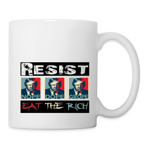 The Resistance - Coffee/Tea Mug