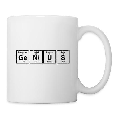 Genius (Periodic Elements) - Coffee/Tea Mug