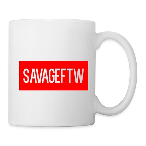 savageftw shirt - Coffee/Tea Mug