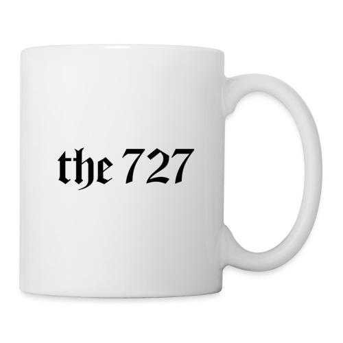 The 727 in Black Lettering - Coffee/Tea Mug