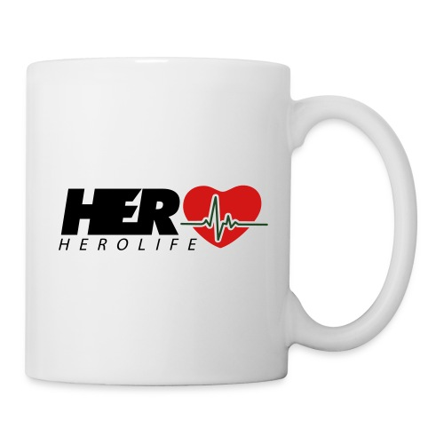 HeroLife Lifeline - Coffee/Tea Mug