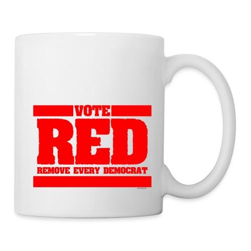 Remove every Democrat - Coffee/Tea Mug