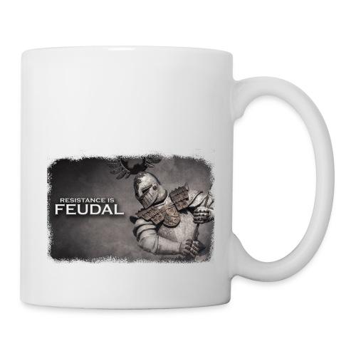 Resistance is Feudal - Coffee/Tea Mug