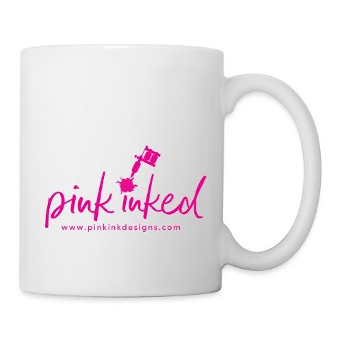 Pink_Inked - Coffee/Tea Mug