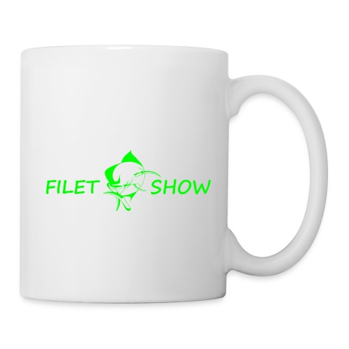 Green_logo_for_shirts - Coffee/Tea Mug