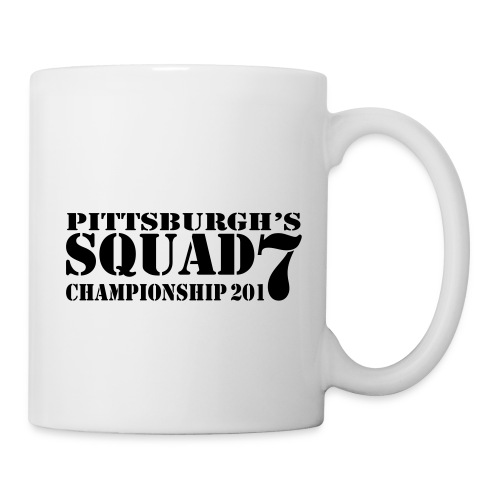 Pittsburgh_Squad - Coffee/Tea Mug