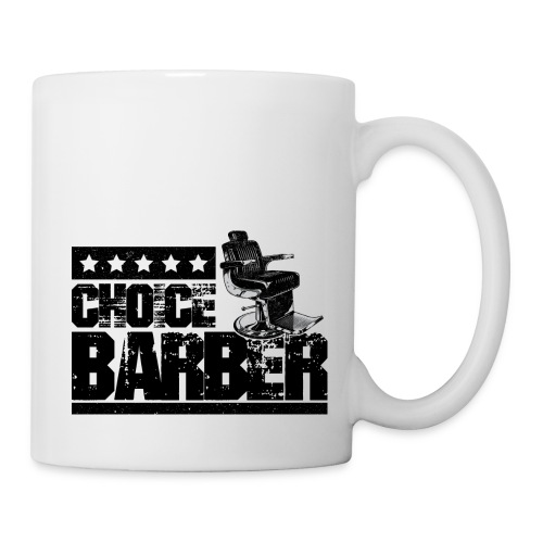 Choice Barber 5-Star Barber - Black - Coffee/Tea Mug