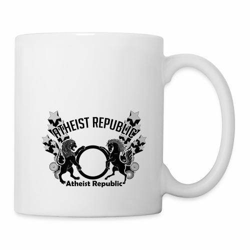 Atheist Republic Logo - Shooting Stars - Coffee/Tea Mug
