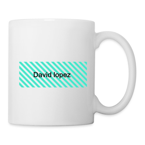 graphics CKI horizontal stripes7467 CMYK - Coffee/Tea Mug