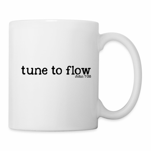 Tune to Flow - Design 2 - Coffee/Tea Mug