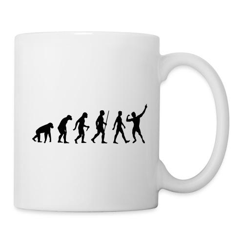 Evolution of Zyzz - Coffee/Tea Mug