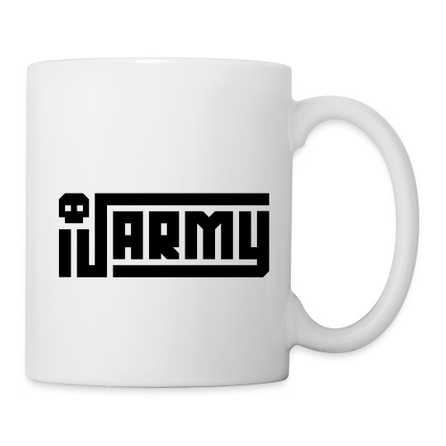 iJustine - iJ Army Logo - Coffee/Tea Mug