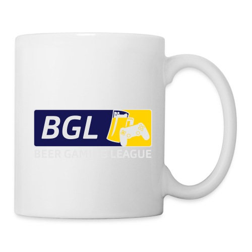 Mens Official Beer Gaming League Shirt - Coffee/Tea Mug