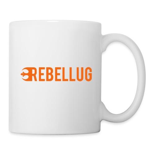 just_rebellug_logo - Coffee/Tea Mug