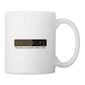 Hustle_Life - Coffee/Tea Mug