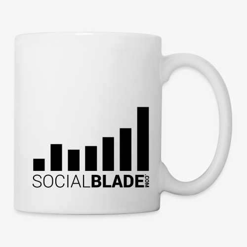 Socialblade (Dark) - Coffee/Tea Mug