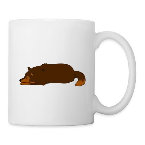 Sleeping Wolf - Coffee/Tea Mug