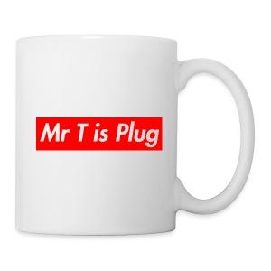 Mr T is supreme Plug - Coffee/Tea Mug