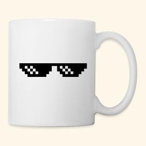 Deal With It Sunglasses- cool - Coffee/Tea Mug