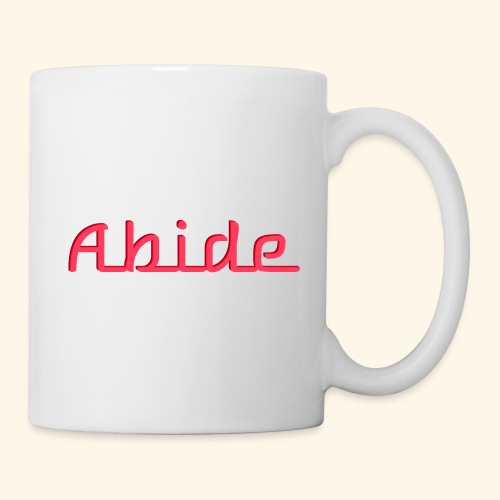Abide: He Is The Vine, We Are The Branches - Coffee/Tea Mug
