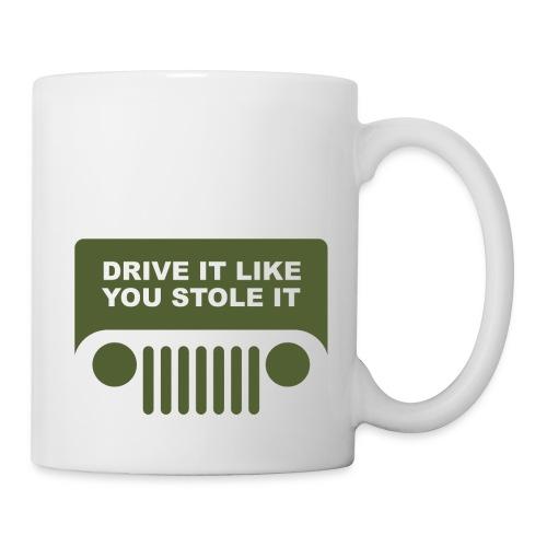 jeep - Coffee/Tea Mug